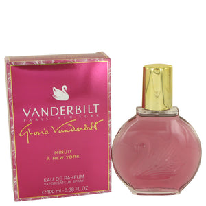 Vanderbilt Minuit a New York Eau De Parfum Spray For Women by Gloria Vanderbilt