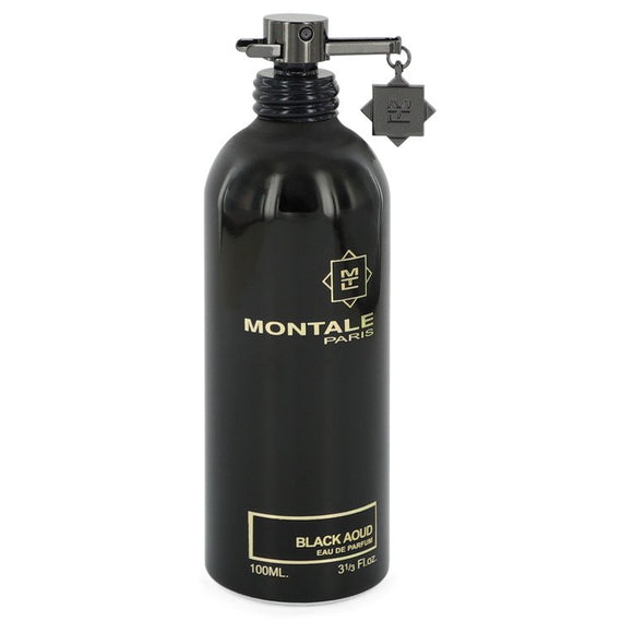 Montale Black Aoud Eau De Parfum Spray (Unisex Tester) For Women by Montale