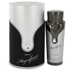 Armaf Magnificent 3.40 oz Eau De Parfum Spray For Men by Armaf