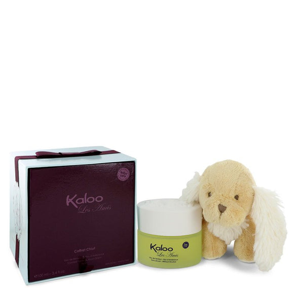 Kaloo Les Amis Eau De Senteur Spray / Room Fragrance Spray (Alcohol Free) + Free Fluffy Puppy For Men by Kaloo