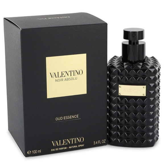 Valentino Noir Absolu Oud Essence Eau De Parfum Spray (Unisex) For Women by Valentino