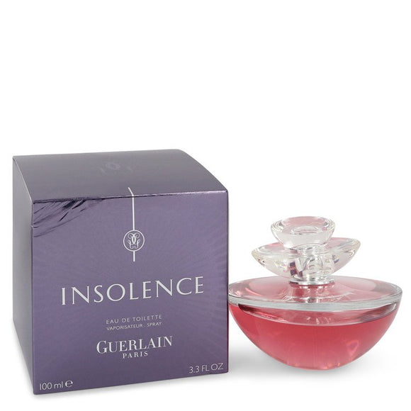 Insolence Eau De Toilette Spray (Slightly Damaged Box) For Women by Guerlain