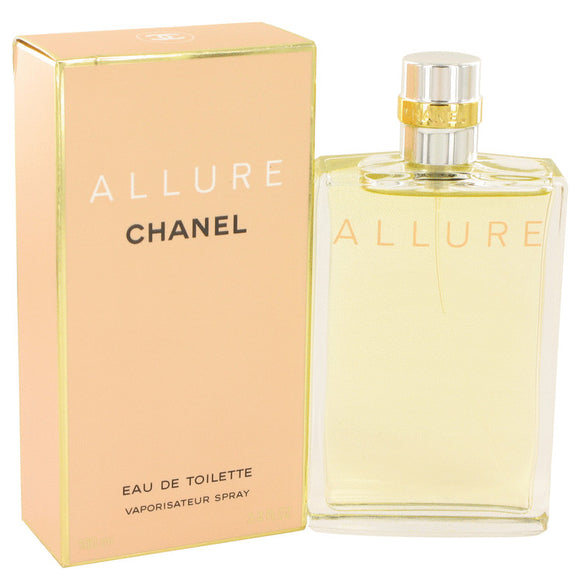 ALLURE 3.40 oz Eau De Toilette Spray For Women by Chanel