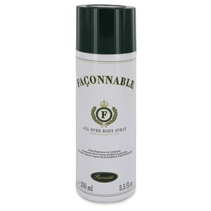 FACONNABLE Body Spray For Men by Faconnable