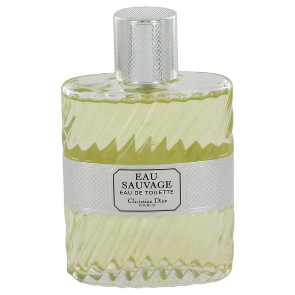 EAU SAUVAGE Eau De Toilette Spray (Tester) For Men by Christian Dior