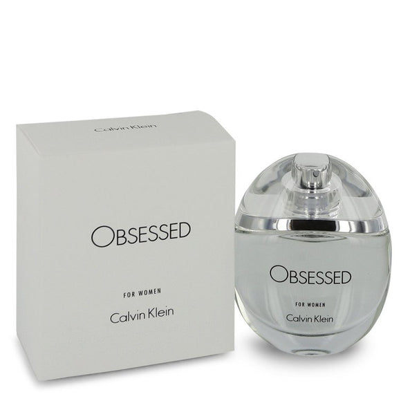 Obsessed Eau De Parfum Spray For Women by Calvin Klein
