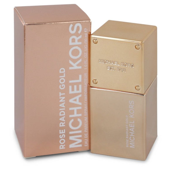 Michael Kors Rose Radiant Gold Eau De Parfum Spray For Women by Michael Kors