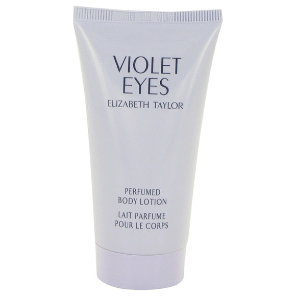 Violet Eyes Body Lotion For Women by Elizabeth Taylor
