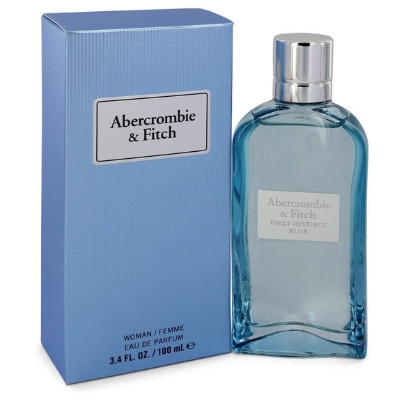 First Instinct Blue Eau De Parfum Spray For Women by Abercrombie & Fitch
