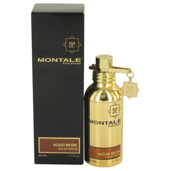 Montale Aoud Musk Eau De Parfum Spray For Women by Montale
