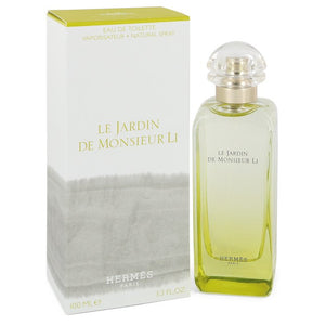 Le Jardin De Monsieur Li Eau De Toilette Spray (Unisex) For Men by Hermes