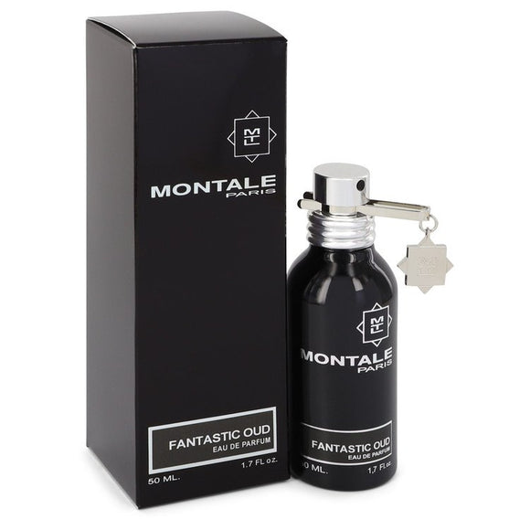 Montale Fantastic Oud Eau De Parfum Spray (Unisex) For Women by Montale