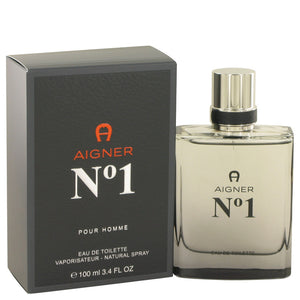 Aigner No 1 3.40 oz Eau De Toilette Spray For Men by Etienne Aigner