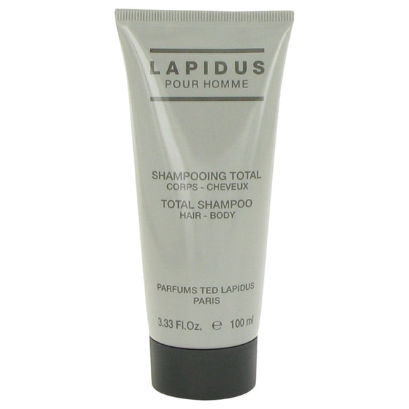 LAPIDUS Hair & Body Shampoo (Shower Gel) For Men by Ted Lapidus
