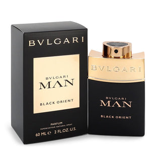 Bvlgari Man Black Orient 2.00 oz Eau De Parfum Spray For Men by Bvlgari