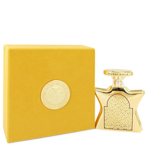 Bond No. 9 Dubai Gold 3.40 oz Eau De Parfum Spray For Women by Bond No. 9