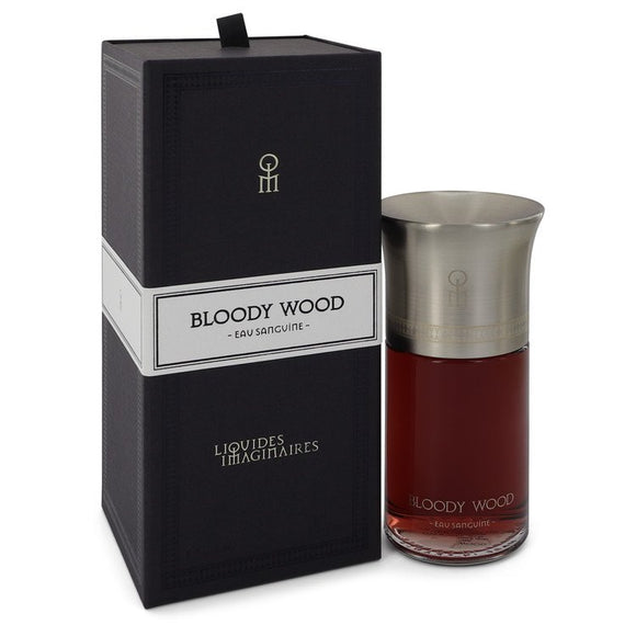 Bloody Wood 3.30 oz Eau De Parfum Spray For Women by Liquides Imaginaires