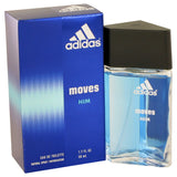 Adidas Moves 1.70 oz Eau De Toilette Spray For Men by Adidas