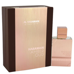 Al Haramain Amber Oud 2.00 oz Eau De Parfum Spray (Unisex) For Women by Al Haramain