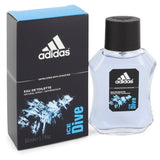 Adidas Ice Dive Eau De Toilette Spray For Men by Adidas