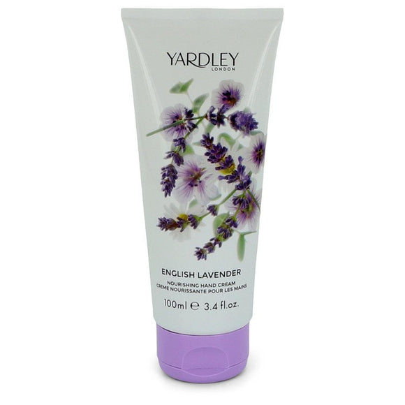 English Lavender Hand Cream For Women by Yardley London