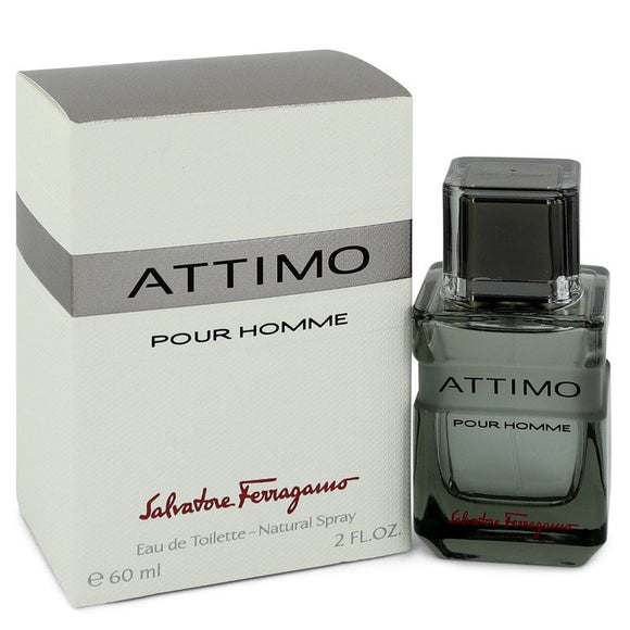 Attimo 2.00 oz Eau De Toilette Spray For Men by Salvatore Ferragamo