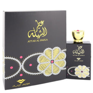 Attar Al Sheila 3.40 oz Eau De Parfum Spray For Women by Swiss Arabian