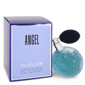 Angel Etoile Des Reves 3.40 oz Eau De Parfum De Nuit with Atomizer For Women by Thierry Mugler