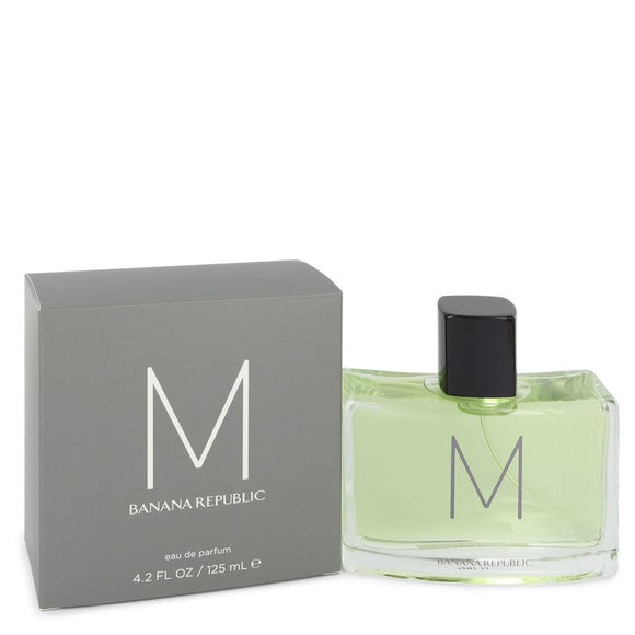 Banana Republic M 4.20 oz Eau De Parfum Spray For Men by Banana Republic