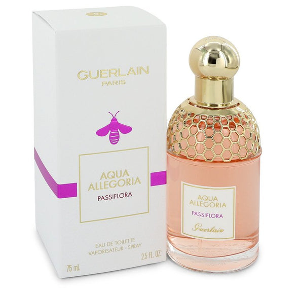 Aqua Allegoria Passiflora 2.50 oz Eau De Toilette Spray For Women by Guerlain