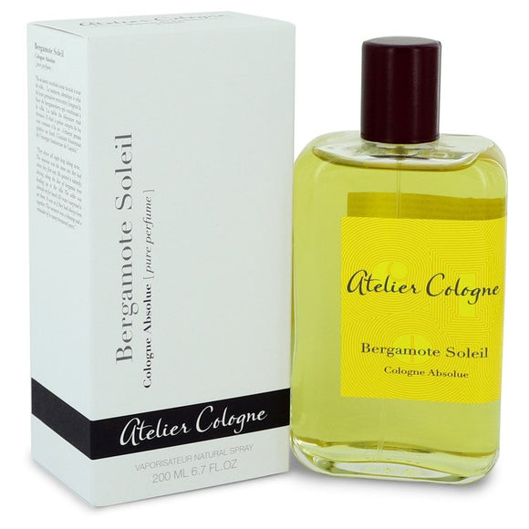 Bergamote Soleil 6.70 oz Pure Perfume Spray For Women by Atelier Cologne