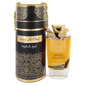 Areej Al Oud 3.40 oz Eau De Parfum Spray (Unisex) For Women by Rihanah