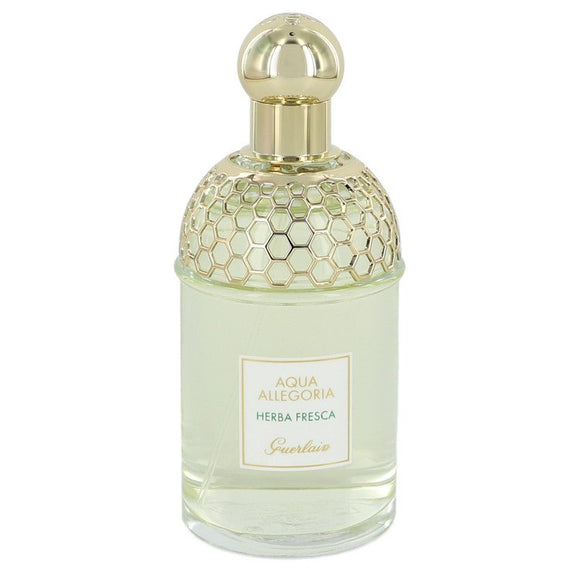 AQUA ALLEGORIA HERBA FRESCA 4.20 oz Eau De Toilette Spray (Unisex Tester) For Women by Guerlain