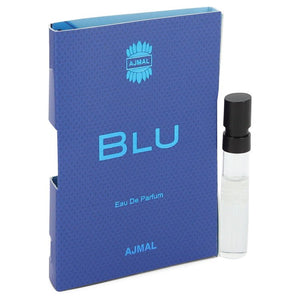 Ajmal Blu 0.05 oz Vial (sample) For Men by Ajmal