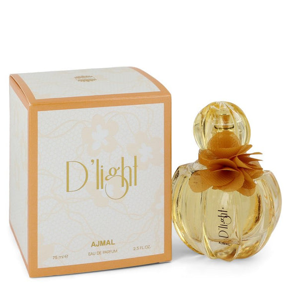 Ajmal D`light 2.50 oz Eau De Parfum Spray For Women by Ajmal