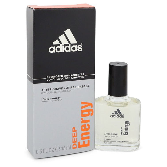 Adidas Deep Energy 0.50 oz After Shave For Men by Adidas