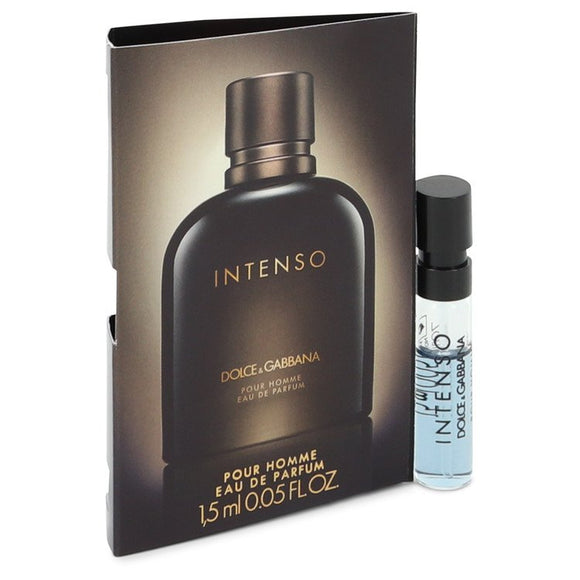 Dolce & Gabbana Intenso Vial (sample) For Men by Dolce & Gabbana