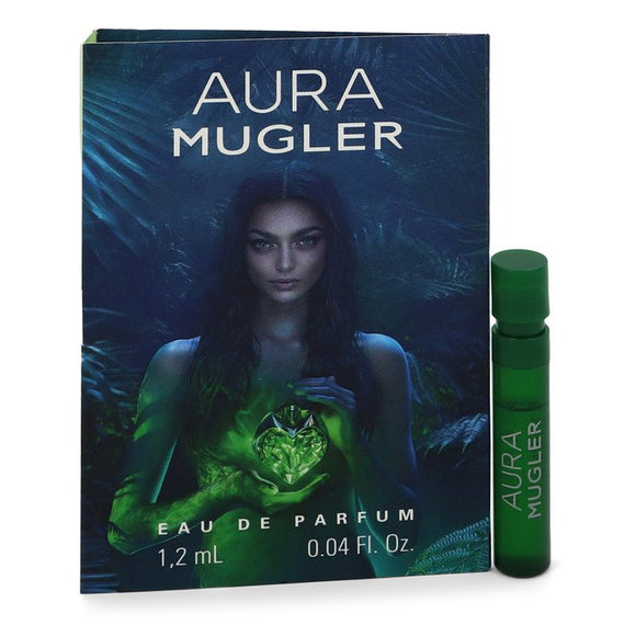 Mugler Aura Vial (sample) For Women by Thierry Mugler