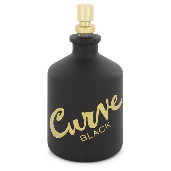 Curve Black Eau De Toilette Spray (Tester) For Men by Liz Claiborne