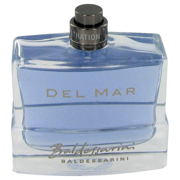 Baldessarini Del Mar Eau De Toilette Spray (Tester) For Men by Hugo Boss