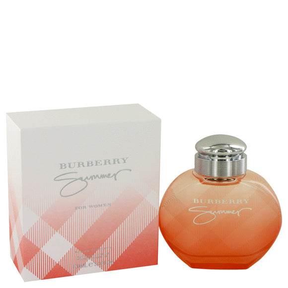 Burberry Summer Eau De Toilette Spray (2011) For Women by Burberry