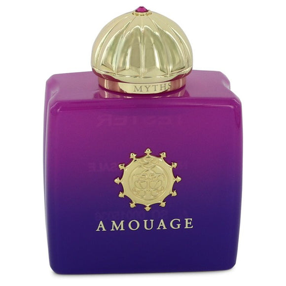 Amouage Myths Eau De Parfum Spray (Tester) For Women by Amouage