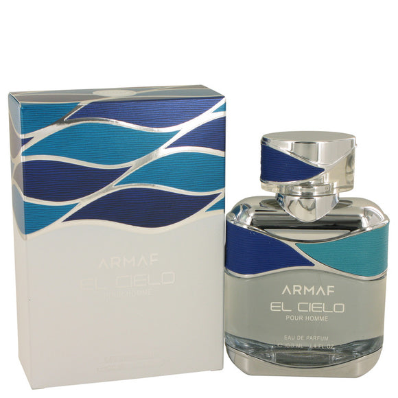 El Cielo Eau De Parfum Spray For Men by Armaf