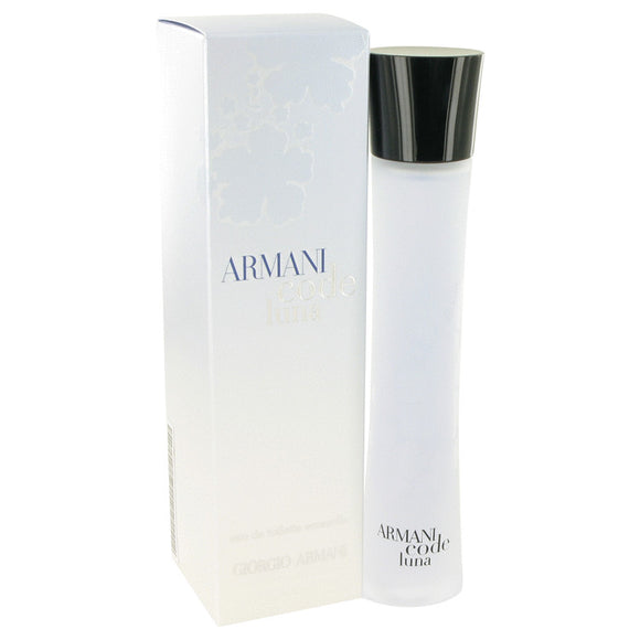 Armani Code Luna Eau Sensuelle Eau De Toilette Spray For Women by Giorgio Armani