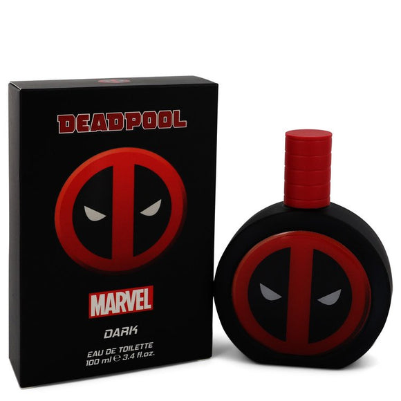 Deadpool Dark Eau De Toilette Spray (unboxed) For Men by Marvel