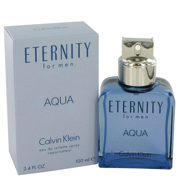 Eternity Aqua Body Spray For Men by Calvin Klein