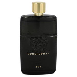 Gucci Guilty Oud Eau De Parfum Spray (Unisex Tester) For Men by Gucci