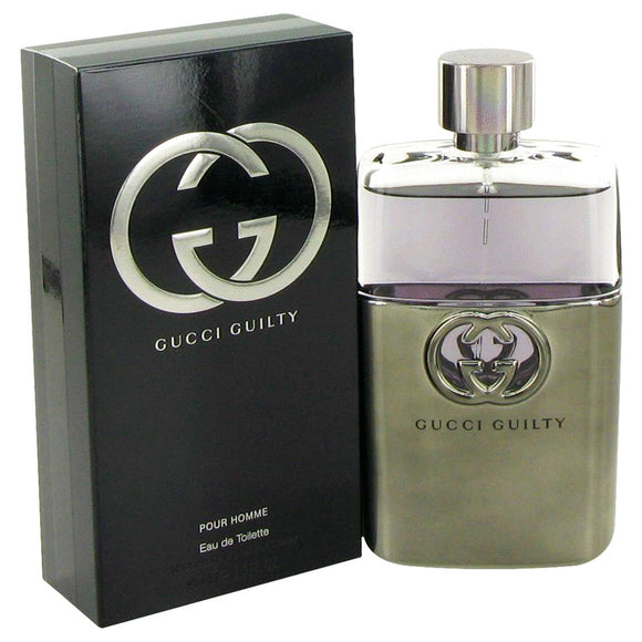 Gucci Guilty After Shave Lotion For Men by Gucci