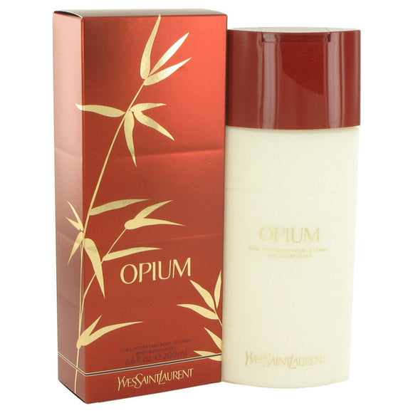 OPIUM Body Moisturizer (New Packaging) For Women by Yves Saint Laurent