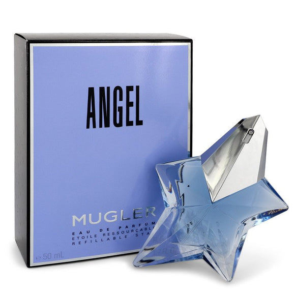 ANGEL Standing Star Eau De Parfum Spray Refillable For Women by Thierry Mugler